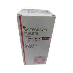 Isentress Raltegravir 400 Tablets