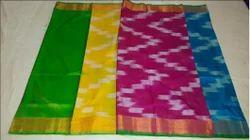 Green Uppada Pattu Saree