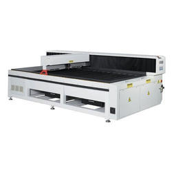 Laser Metal Cutting Machine - KM-100NC