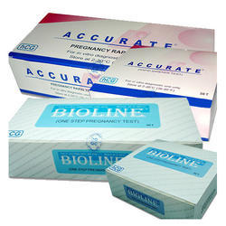 Pregnancy Card Test (Accurate/Bioline)