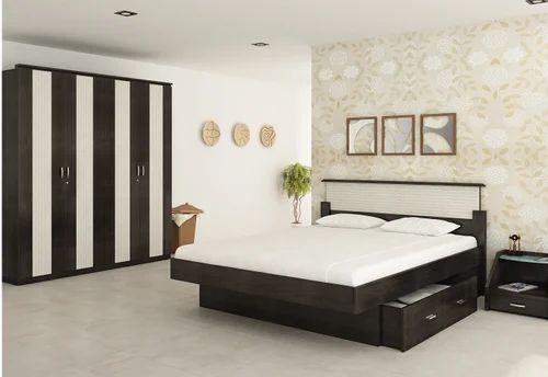 Royal Decor Luxury Furniture Wooden Black Fusion Emboss ...