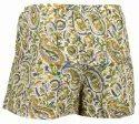 10 Cotton Hand Block Print Shorts Half Pants TR17B