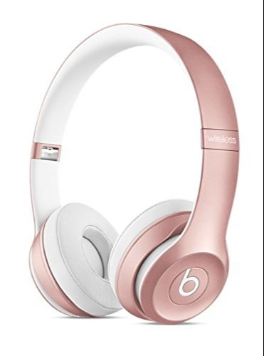 Microphone Beats By Dr Dre Beats Solo 2 Wireless On Ear Headphones Rose Gold Rs 12000 Piece Id 20701580833