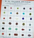 Fancy Krobo Recycled Beads In India