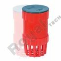 Royal Tech Rocket Type Valve, Size: 50mm