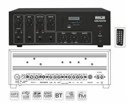 Ssb-80dfm Pa Mixer Amplifiers With Digital Player