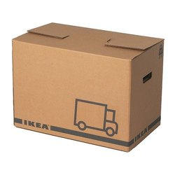 Cardboard Printed Packaging Box, Box Capacity: 4-8 kg