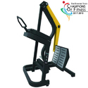 Turbuster Gpl 740 Plate Loaded Rear Kick/hammer Series Gym Equipment /free Weight Machine