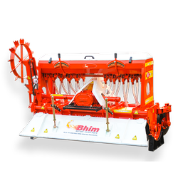 Bhim Roto Seed Drill, Weight: 460 Kg