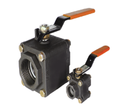 Audco Three Piece Ball Valves