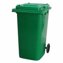 45 Ltr Plastic Dustbin