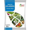 Beyond Agrichem Go Green Calcium Nitrate (18.8%, 15.5%), Packaging Type: Plastic Packet