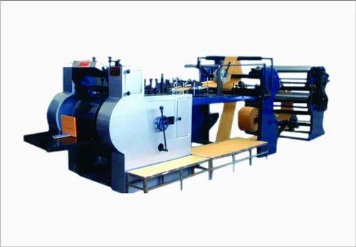 Paper Bag Making Machine Bagmac Senior 2 - Iii, Voltage: 380 V