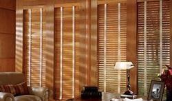 Wooden Blinds Design