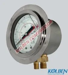 SABROE SMC 100 PRESSURE GAUGES