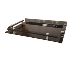Mild Steel Set Top Box Stand