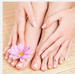 Pedicure and Manicure Service