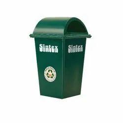 Open Top Sintex Garbage Bin