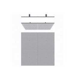 300-Imperial 4 Square Rain Shower