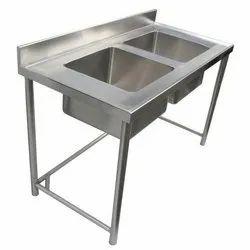 Double Sink Unit