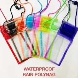 Plastic Safeseed Universal Mobile Phone Waterproof Pouch