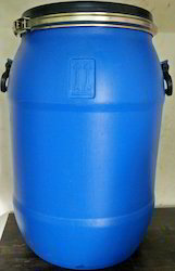 75 Ltrs HDPE Full Open Top Drum, Capacity (litres): 25 To 75 Lts