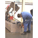 Bandsaw Machine Installation Service
