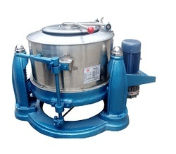 Whirler Commercial Hydro Extactor, Capacity: 50kg