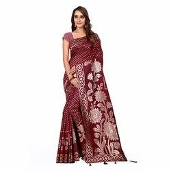1010 Exclusive Handloom Silk Saree