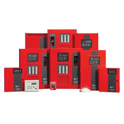 Honeywell Addressable Fire Alarm System
