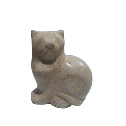 Terrazzo Animals Cat Statue