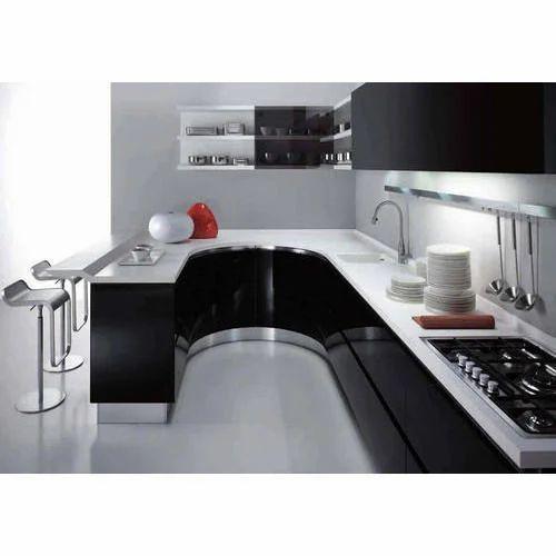 Aluminium Modern Kitchen Drawer Basket Rs 300000 Unit Bs