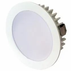 Cool daylight 50 W Round LED Downlight, for Outdoor