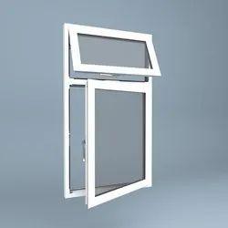 Modern UPVC Side Hung Window, Size/Dimension: 5 X 3 Feet