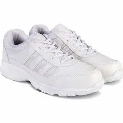 Action White School Shoes, Size: 8 Child to 10 Adults