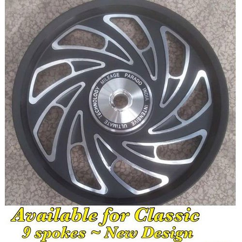 Parado 9 Spoke Bullet Alloy Wheel Rs 5000 Pair Grd Traders Id 20652926312
