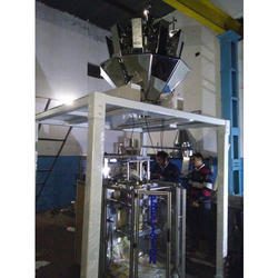 Collar Type Multihead Weigher Machine