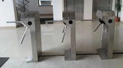 Stainless Steel Half Height Turnstile Gates