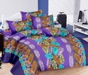 Multi Color Bed Sheet
