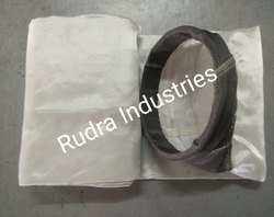 Rudra Industries Fiberglass Fabric Filter Bag