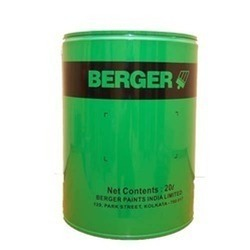 Berger Epoxy Paint, Packaging Type: Tin, Packing Size: 20 L