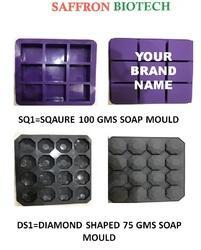 Silicon Soap Mould, Thickness: 5mm