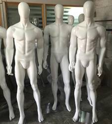 Male Mannequin Form