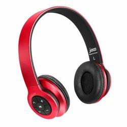 Jam Red and Black Bluetooth Headphones