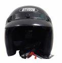 Studds Jetstar Classic Open Face Helmet - Black Xl - 60