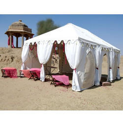 White Garden Gazebo Tent