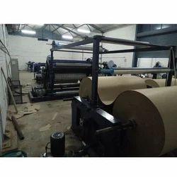 Semi-Automatic Paper Corrugation Machines (Vertical)