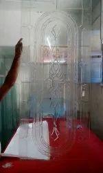 Decorative Glass Shelf