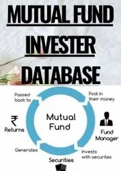 One-Time MUTUAL FUND INVESTER DATABASE