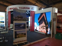 Exhibition Stand Fabrication, India